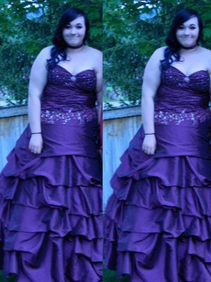 Regency Taffeta Sweetheart Ball Gown Floor-Length Plus Size Dresses